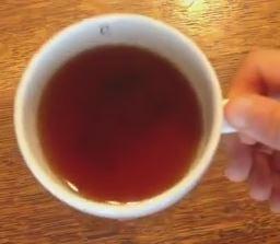 梅醤番茶完成